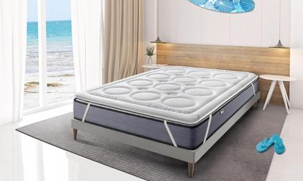 Topper Confort de Sonno de viscoelástica de gel