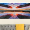 Safavieh Sailors' Paradise 4-Panel Wall Art
