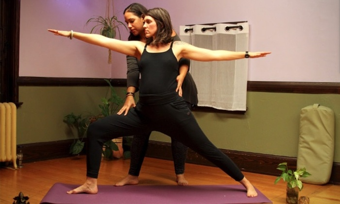 Prenatal Yoga Classes - Yoga Parkside | Groupon