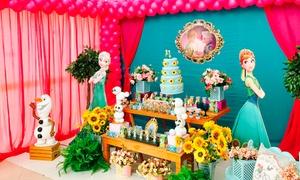 Decorativa Festas Infantis: Decoração tradicional ou máster para festa infantil com a Decorativa Festas Infantis