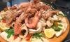⏰ Menu di pesce e calice di vino