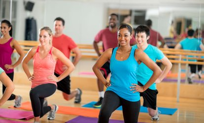 image for 30-Day Gym and Studio Pass at Brooke Weston Fitness (36% Off)