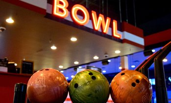 Up to 63% Off Bowling with Shoe Rental at AMF Bowling