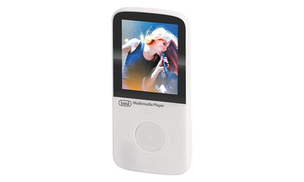 Lettore MP3/MP4 con Micro-SD da 8 GB Trevi