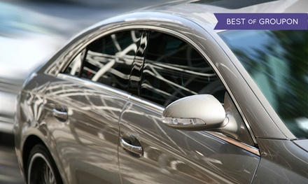 Interior-Exterior Auto Detail at Can You Hear It Car Audio Inc. (Up to 59% Off). Five Options Available.