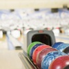 Partie de bowling avec boisson