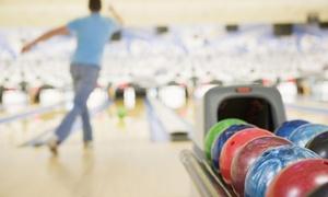 Star Bowl: 2 parties de bowling avec location de chaussures et boisson pour 2 personnes dès 19,90 à Star Bowl