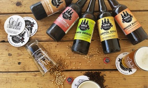 Yolo Brewing Company: Two or Four Pints, Take-Home Glasses, and Take-Home Bottles of Beer at Yolo Brewing Company (Up to 51% Off)