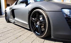 PRO Cent: 30 Min. oder 45 Min. Erlebnisfahrt mit Audi R8 inkl. Einweisung vom Instruktor bei Pro Cent (bis 51% sparen*)