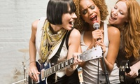 Popstar Recording Experience for One or Popstar Party for Up to 20 at Supanova Studios (Up to 40% Off)