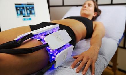 Kryolipolyse-Behandlung mit EMS (Muskelstimulation) an einer Zone inkl. Slimyonik im Das Sonnendeck (bis zu 62% sparen*)