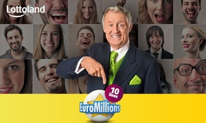 Lottoland: 10 EuroMillions line bets from Lottoland (50% Off)