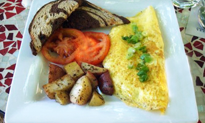 Café Europa - Old Las Palmas: $15 for $30 Worth of Breakfast and Bistro Cuisine at Café Europa