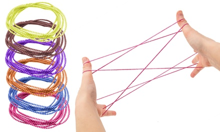 Cradlerz Glitter String Art Toys