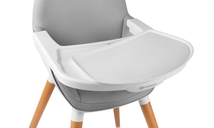 chaise haute b b kinderkraft groupon