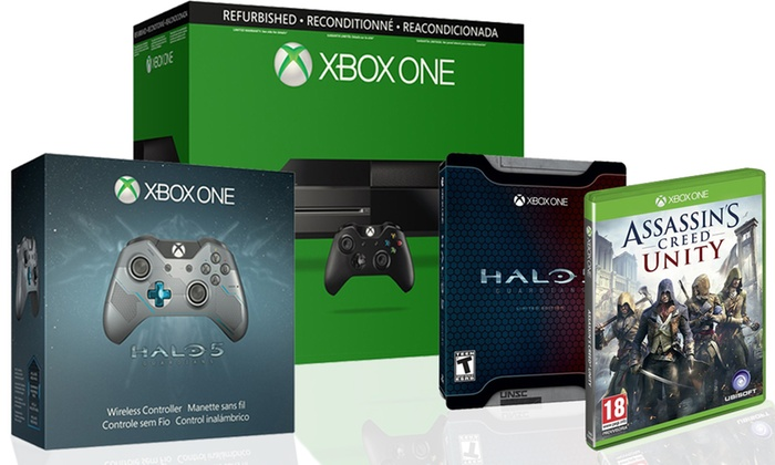 Up To 32 Off On Xbox One 500gb Groupon Goods