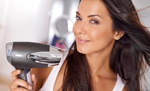 Interlude Salon & Day Spa: Haircut at Interlude Salon & Day Spa (Up to 52% Off)