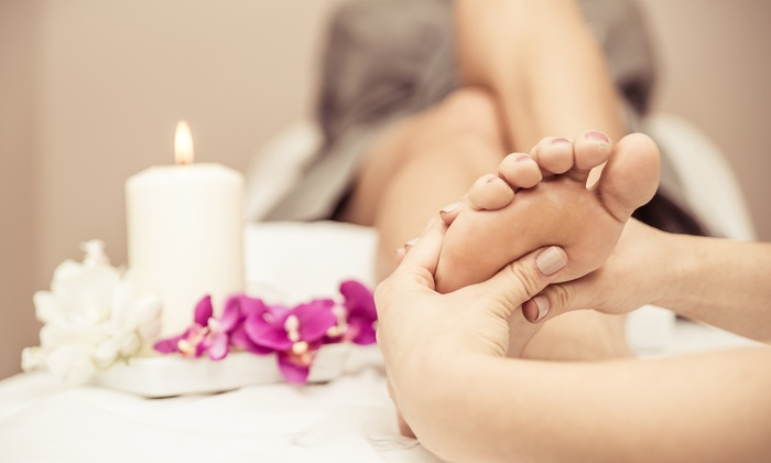 A Kind of Magic Massage Therapy - Valhalla: $42 for One 60-Minute Hand and Foot Reflexology Treatment at A Kind of Magic Massage Therapy ($100 Value)