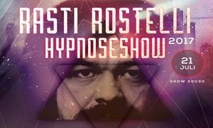 Dream Entertainment: Een toegangsticket voor de Hypnoseshow van Rasti Rostellivoor slechts € 19,99 in Blankenberge!