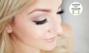 Safir Estética: Safir Estética - Setor Bueno: micropigmentação de sobrancelha (opção com retoque)