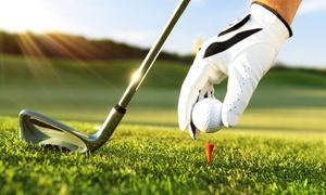 Potsdamer Golf Club: 15 Std. DGV-Platzreifekurs inkl. Prüfung für 1 oder 2 Personen im Potsdamer Golf-Club (bis zu 80% sparen*)