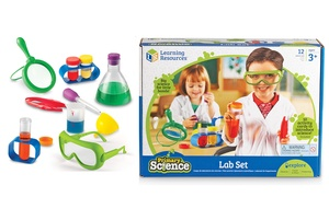 Learning Resources Primary Science Lab Playset