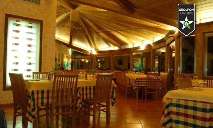 Ristoparco Armonia - Castiglione Torinese: Ristoparco Armonia - Menu con grigliata o tagliata di entrecote e vino DOC da 24,99 €