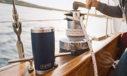YETI Rambler Stainless Steel Insulated Tumbler in Choice of Colours: 20oz $29 or 30oz $35 Don't Pay up to $44.95