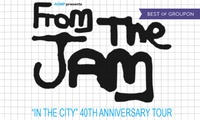 From the Jam 40th Anniversary Tour, 16 June at The Empire Coventry (Up to 33% Off)