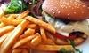 Restaurant Le Bonaparte - Saint-Vallier-de-Thiey: Burger et dessert pour 2 personnes en semaine ou le weekend dès 19,90 € au Restaurant Le Bonaparte