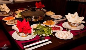 Keway- Mai Restaurant: Fat-Free Table Top Grill or Shabu-Shabu Meal for Up to Six at Keway-Mai Restaurant (Up to 51% Off)