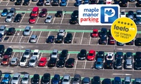 Up to 40% Off All Airport Parking Services at a Choice of Seven Airports with Maple Manor Parking