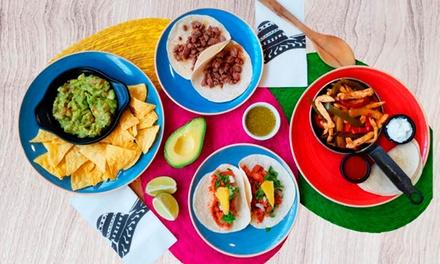 Menú con entrante, principal, postre y bebida en Restaurante Panchito (hasta 55% de descuento)