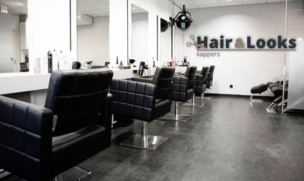 Diverse kappersbehandelingen bij kapsalon Hair & Looks in Oosterhout