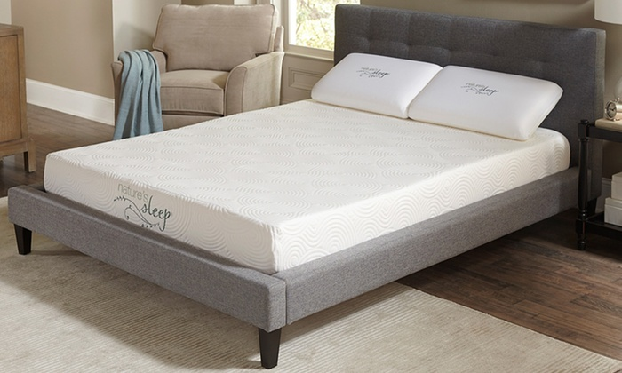 8 Memory Foam Mattress Groupon Goods