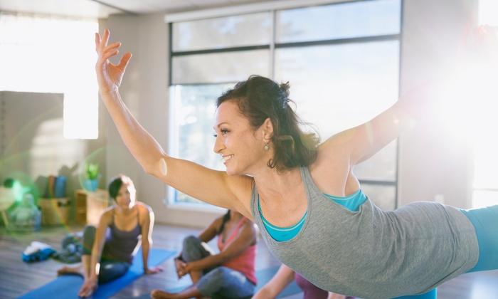 NAT Yoga and Meditation - Murfreesboro: Two Yoga Classes at NAT Yoga and Meditation (70% Off)