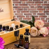 Essential Oil Storage Box with Accessories