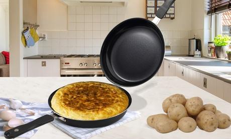 Sartén doble para tortilla Bergner
