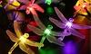 20-Piece Fairy Solar LED String Lights