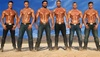 Thunder from Down Under –Up to 35% Off Male Revue