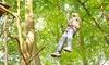 Carisiolas - Crisolles: Entrées au parc médiéval Carisiolas avec accès au parcours accrobranche en option dès 7 €