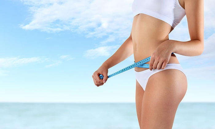 One, Three, or Six Laser-Like Body Slimming Treatments on Two or Four Body Areas at The Slim Co (Up to 89% Off)