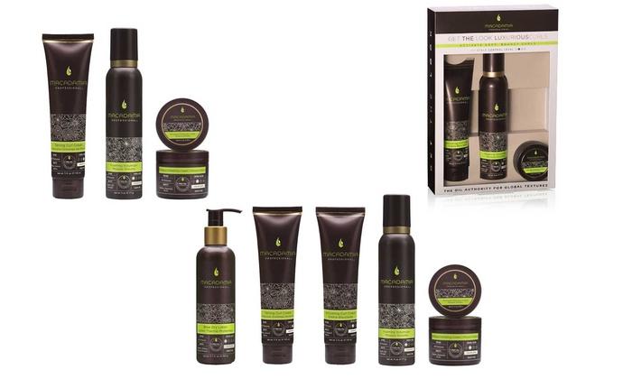 Set prodotti capelli Macadamia  84a2b47659c3