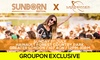 Festivus Ltd - Hainault Forest Country Park: Sunborn Festival, Sunday 1 July, Hainault Forest Country Park (Up to 26% Off)