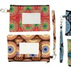 Quilted Neoprene Wrislet Pouch