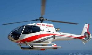 """Héli Air Monaco: Baptême en hélicoptère ou journée """"Escapade Monaco"""" avec repas pour 1 ou 2 personnesdès 56 € avec Héli Air Monaco"""