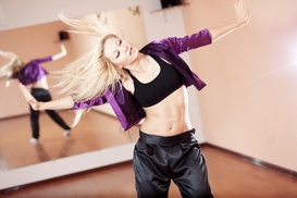 44% Off Services at ZDance Fitness Studio, plus 6.0% Cash Back from Ebates.