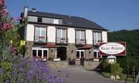 Ardennes : 1 ou 2 nuits avec pdj, mousseux et dîner en option à lhôtel Beau Séjour pour 2 personnes