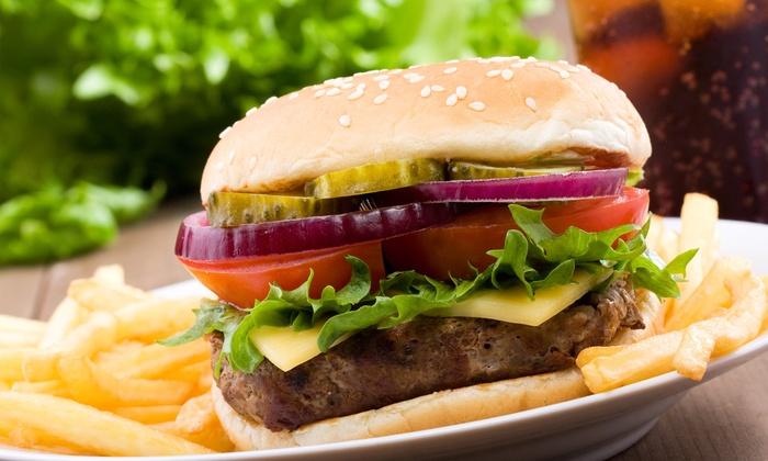Breeze Patio Bar and Grill at Radisson Tucson - Tucson, AZ: Steaks, Burgers, and Seafood at Breeze Patio Bar and Grill at Radisson Tucson (Up to 52% Off). Three Options Available.