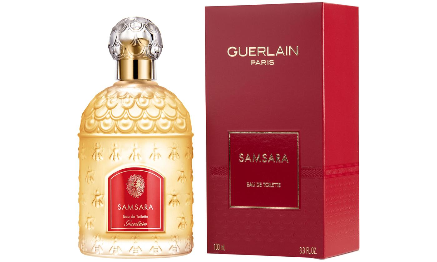 Guerlain Samsara Eau de Toilette Spray for Women 100ml With Free Delivery